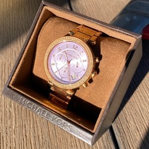NWT Michael Kors Watch